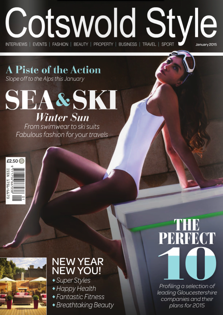 Cotswold Style Jan 2015 Sea & Ski issue