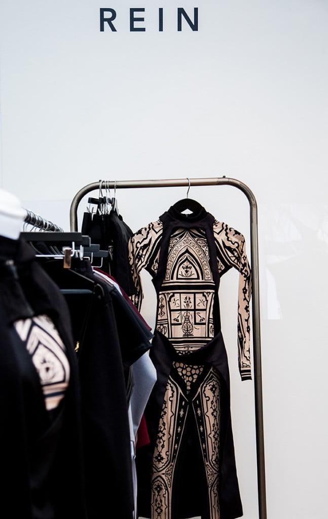 REIN at London Fashion Week in the Designer Showrooms